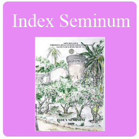 INDEX SEMINUM 2016 EPUB
